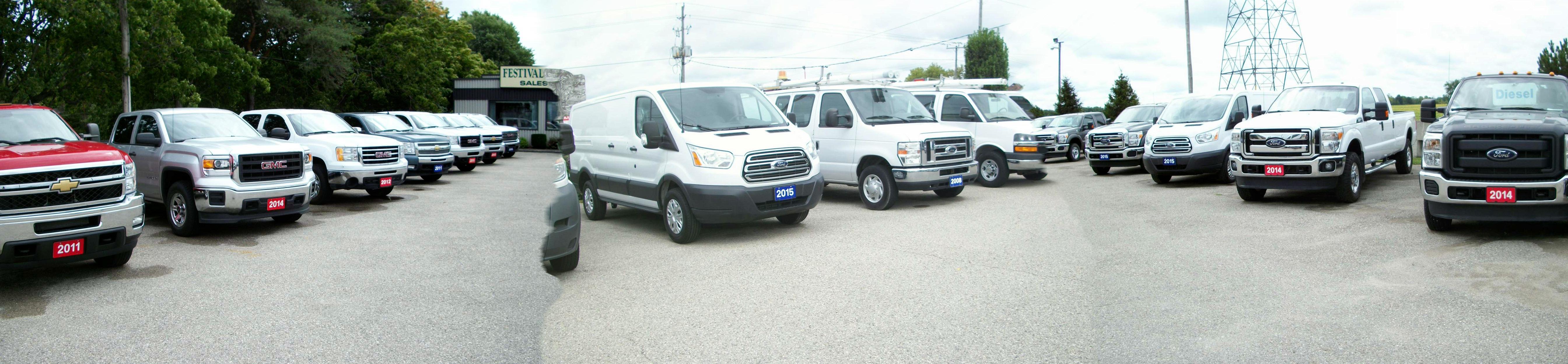Cargo Vans Cube Vans Commercial Trucks Festival City