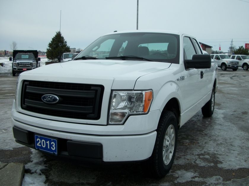2013 ford f 150 stx super cab used truck festival city motors used pickup trucks 4x4. Black Bedroom Furniture Sets. Home Design Ideas