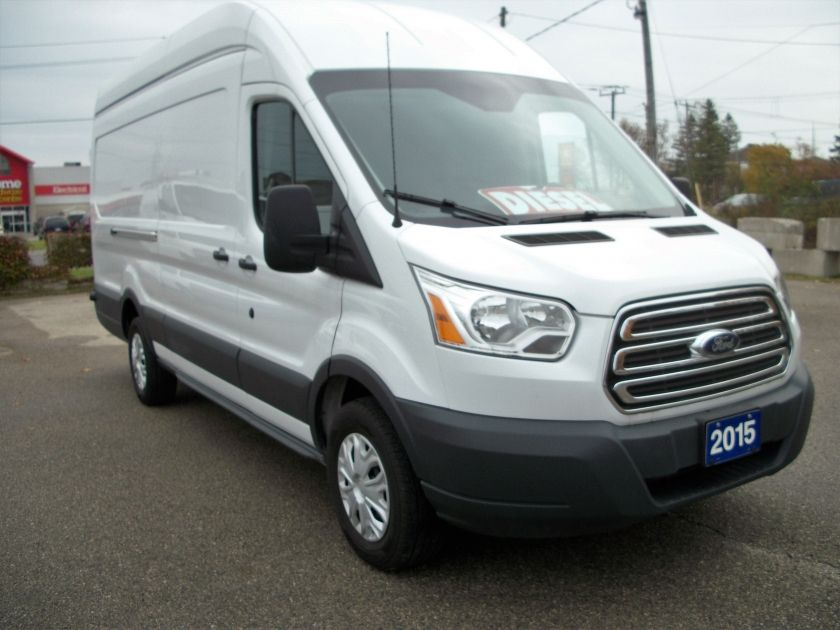 2015 ford transit 350 hiroof diesel used truck festival city motors used pickup trucks 4x4. Black Bedroom Furniture Sets. Home Design Ideas