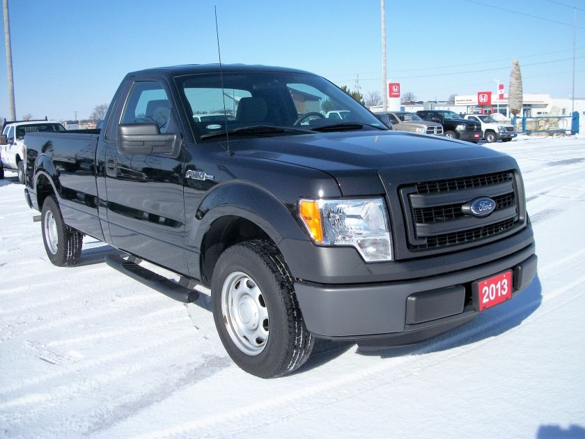2013 Ford F 150 Long Box Used Truck Festival City